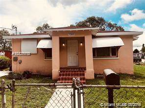 7305 NW 17th Ct, Miami, FL 33147 (MLS #A10728818) :: Berkshire Hathaway HomeServices EWM Realty