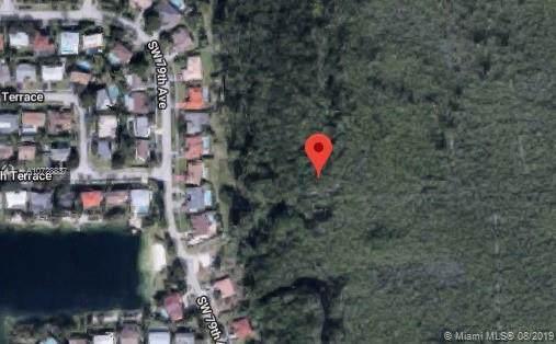 7820 SW 199th Ter, Cutler Bay, FL 33189 (MLS #A10728837) :: Berkshire Hathaway HomeServices EWM Realty