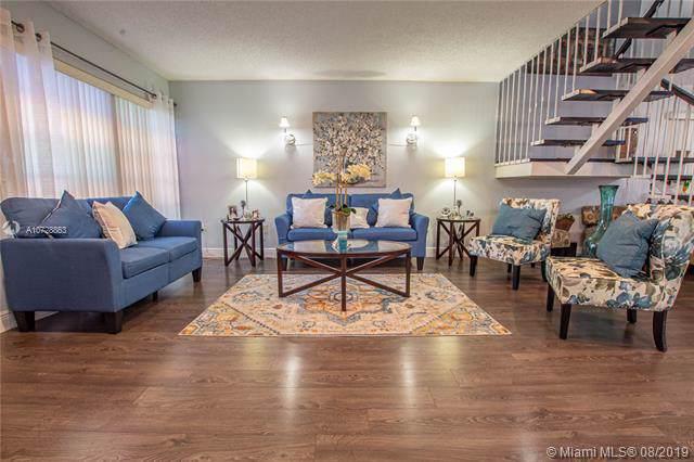 6526 Kendale Lakes Dr #1401, Miami, FL 33183 (MLS #A10728863) :: Berkshire Hathaway HomeServices EWM Realty