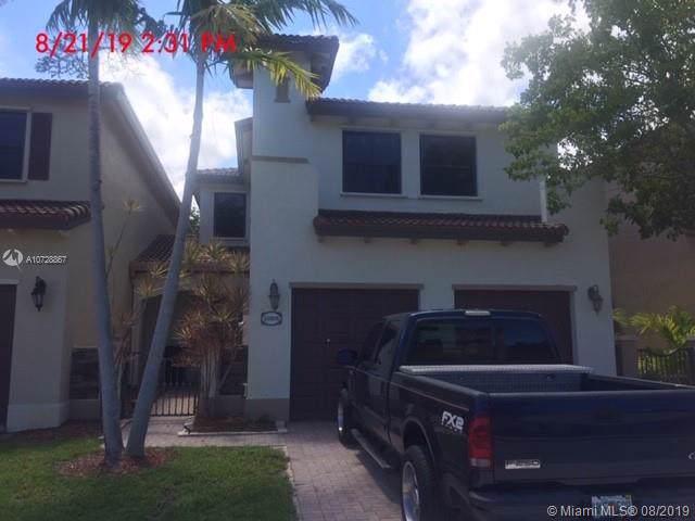 22806 SW 89th Pl #22806, Cutler Bay, FL 33190 (MLS #A10728867) :: Berkshire Hathaway HomeServices EWM Realty