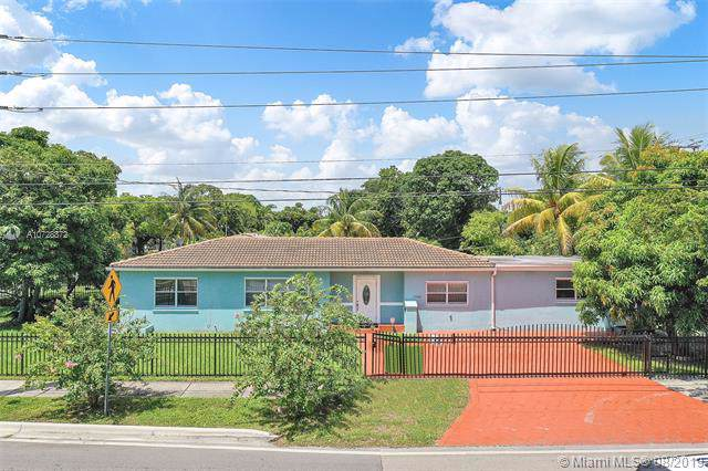 13100 NE 12th Ave, North Miami, FL 33161 (MLS #A10728872) :: RE/MAX Presidential Real Estate Group