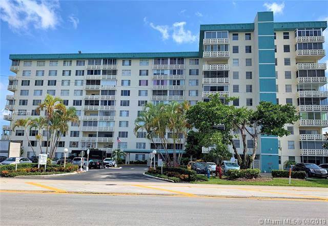 4330 Hillcrest Dr #510, Hollywood, FL 33021 (MLS #A10728919) :: Castelli Real Estate Services