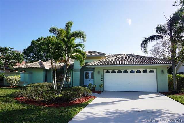 1298 SW Cedar Cv, Port Saint Lucie, FL 34986 (MLS #A10728961) :: The Maria Murdock Group