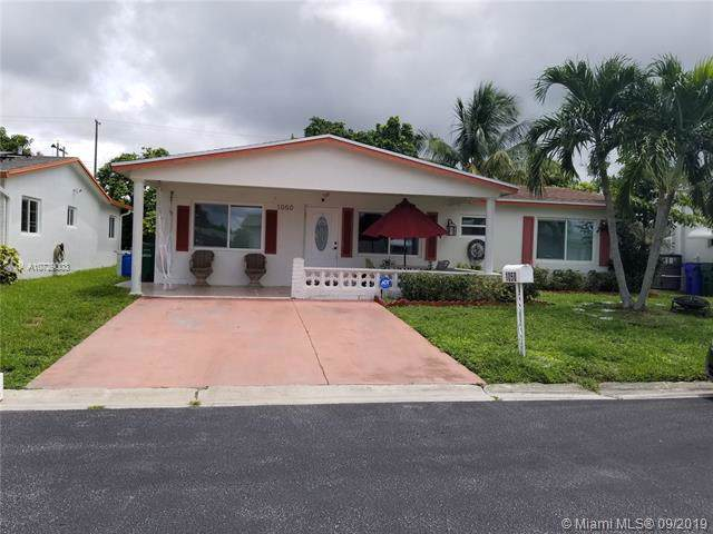 1050 NW 72th Terr., Margate, FL 33063 (MLS #A10729003) :: The Jack Coden Group