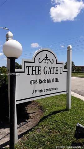 6193 Rock Island Rd #515, Tamarac, FL 33319 (MLS #A10729060) :: The Edge Group at Keller Williams