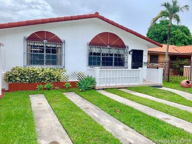 2331 SW 16th Ter, Miami, FL 33145 (MLS #A10729078) :: Berkshire Hathaway HomeServices EWM Realty