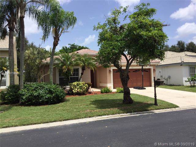 10772 Crescendo Cir, Boca Raton, FL 33498 (MLS #A10729090) :: The Paiz Group