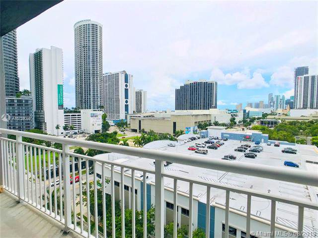 275 NE 18th St #1003, Miami, FL 33132 (#A10729099) :: Dalton Wade