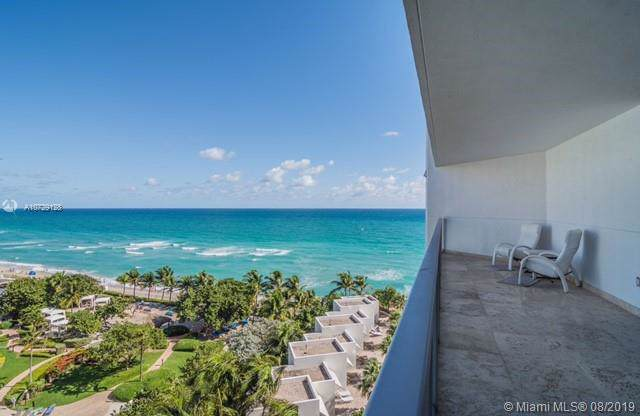 3101 S Ocean Dr #907, Hollywood, FL 33019 (MLS #A10729128) :: The Paiz Group