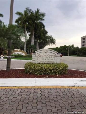 711 N Pine Island Rd #416, Plantation, FL 33324 (MLS #A10729208) :: United Realty Group