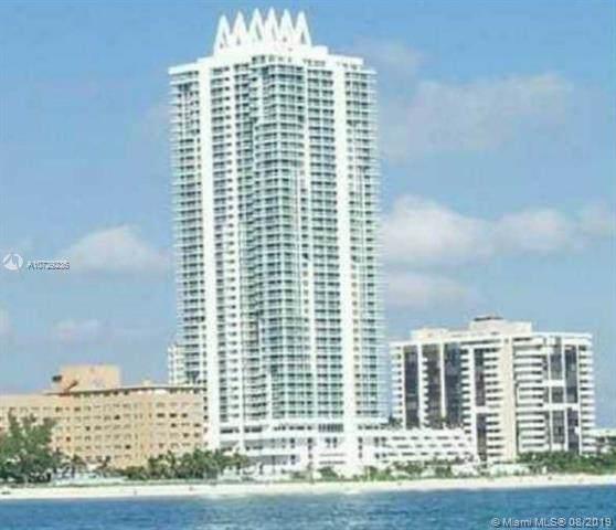 6365 Collins Ave #1707, Miami Beach, FL 33141 (MLS #A10729236) :: The Kurz Team