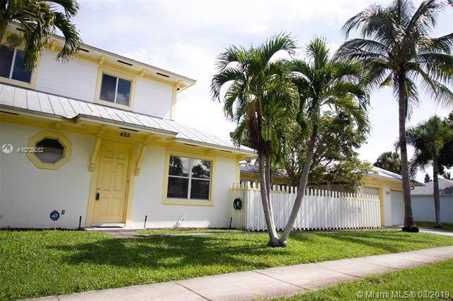 425 Hugh St, Jupiter, FL 33458 (MLS #A10729282) :: RE/MAX Presidential Real Estate Group
