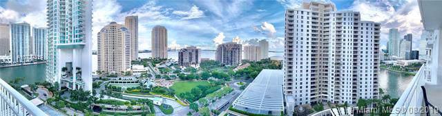 801 Brickell Key Blvd #1711, Miami, FL 33131 (MLS #A10729319) :: Patty Accorto Team