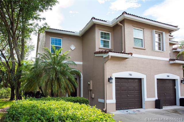 746 NW 132nd Ave #0, Plantation, FL 33325 (MLS #A10729346) :: United Realty Group