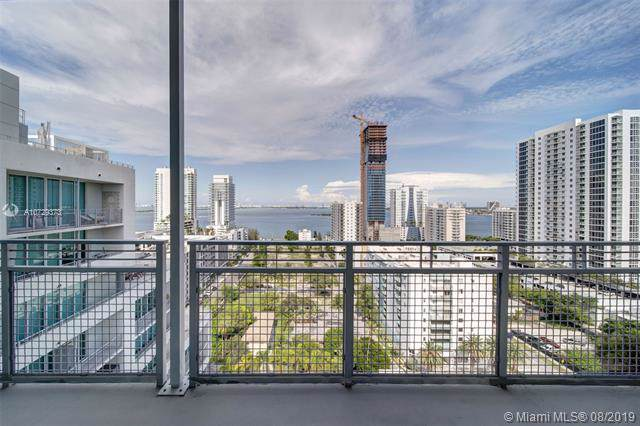 350 NE 24th St Ph1, Miami, FL 33137 (MLS #A10729373) :: The Kurz Team