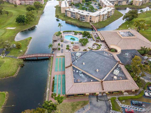 8951 Sunrise Lakes Blvd #308, Sunrise, FL 33322 (MLS #A10729377) :: United Realty Group