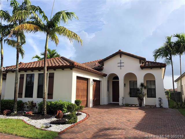 8377 39th NW Ct, Cooper City, FL 33024 (MLS #A10729467) :: The Erice Group