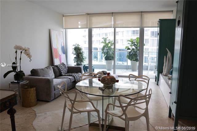 1331 Brickell Bay #1606, Miami, FL 33131 (MLS #A10729507) :: Grove Properties