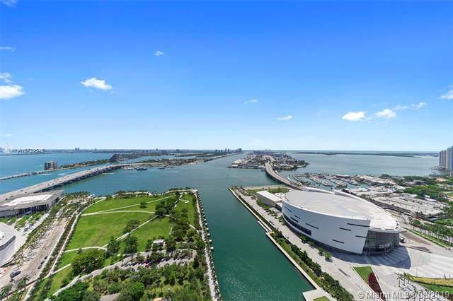 900 Biscayne Blvd #4205, Miami, FL 33132 (MLS #A10729546) :: Grove Properties