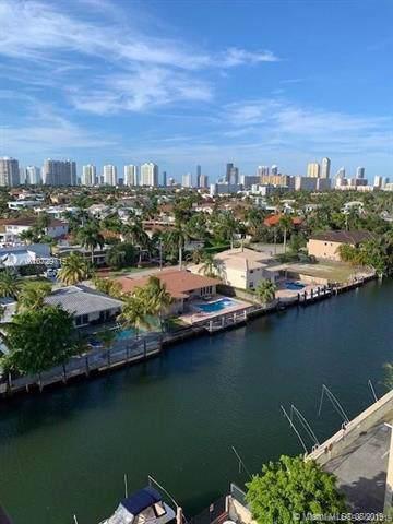 2903 N Miami Beach Blvd #902, North Miami Beach, FL 33160 (MLS #A10729715) :: Grove Properties