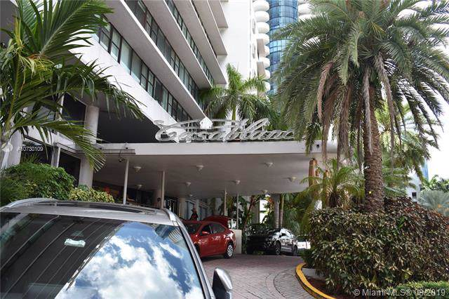 6345 Collins Ave #819, Miami Beach, FL 33141 (MLS #A10730109) :: United Realty Group