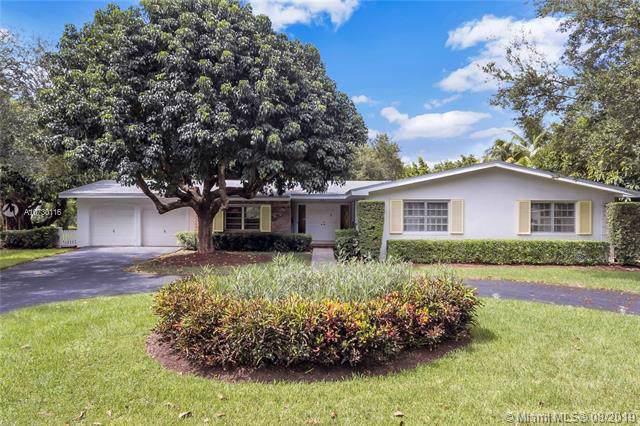 7265 SW 130th St, Pinecrest, FL 33156 (MLS #A10730116) :: Grove Properties
