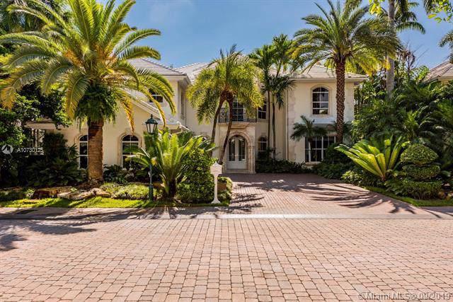 40 Grand Bay Estates Cir, Key Biscayne, FL 33149 (MLS #A10730125) :: United Realty Group