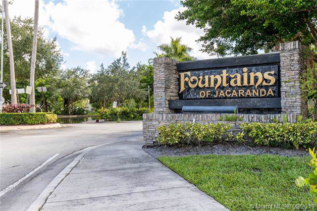 140 SW 96th Ter #307, Plantation, FL 33324 (MLS #A10730399) :: Castelli Real Estate Services
