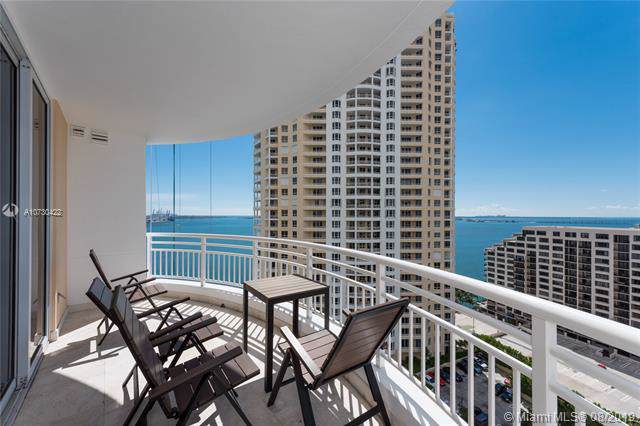 848 Brickell Key Dr #1903, Miami, FL 33131 (MLS #A10730422) :: Berkshire Hathaway HomeServices EWM Realty