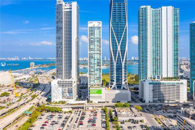 1040 Biscayne Blvd #1602, Miami, FL 33132 (MLS #A10730491) :: Green Realty Properties
