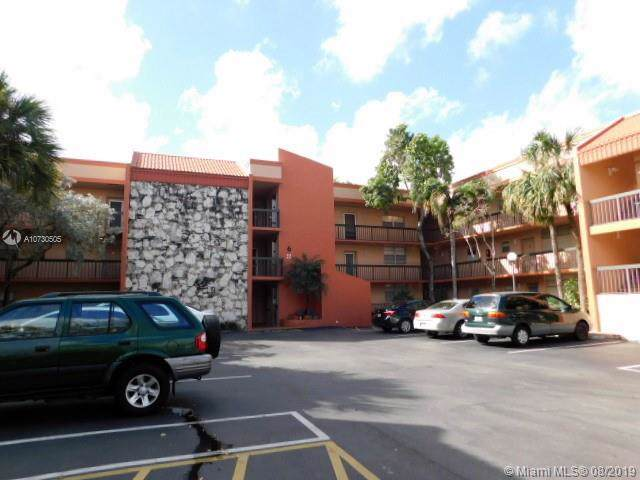 3170 Holiday Springs Blvd 6-306, Margate, FL 33063 (MLS #A10730505) :: Ray De Leon with One Sotheby's International Realty