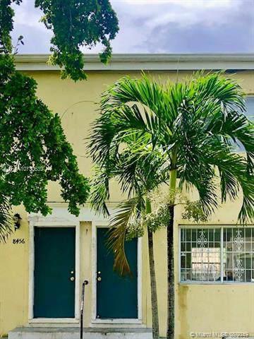 8456 NW 4th Ct #8456, Miami, FL 33150 (MLS #A10730639) :: Grove Properties
