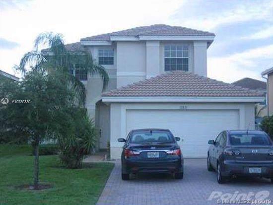 12925 SW 43rd Ct, Miramar, FL 33027 (MLS #A10730830) :: The Paiz Group