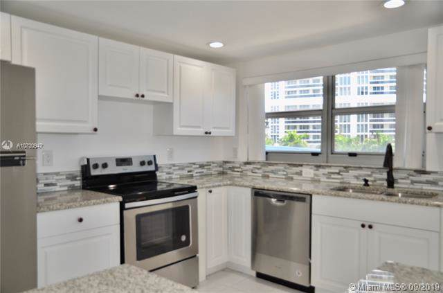 1825 S Ocean Dr #414, Hallandale, FL 33009 (MLS #A10730947) :: Ray De Leon with One Sotheby's International Realty