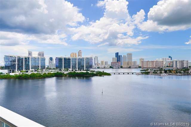 3300 NE 188 St #912, Aventura, FL 33180 (MLS #A10730957) :: Green Realty Properties