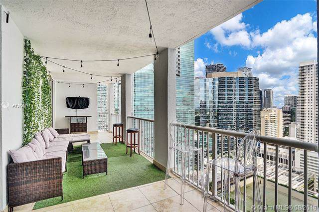 170 SE 14th St #2808, Miami, FL 33131 (MLS #A10731171) :: Ray De Leon with One Sotheby's International Realty