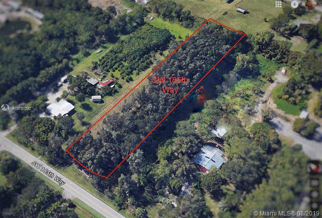 0 SW 185 Way, Southwest Ranches, FL 33332 (#A10731290) :: Real Estate Authority
