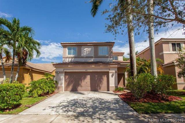 445 Conservation Dr, Weston, FL 33327 (MLS #A10731327) :: The Riley Smith Group