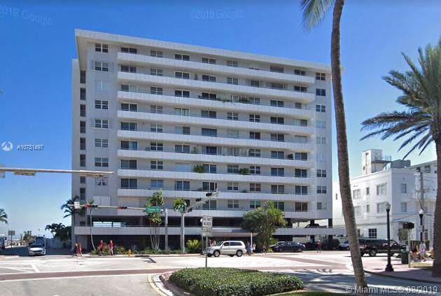 465 Ocean Drive #504, Miami Beach, FL 33139 (MLS #A10731497) :: The Paiz Group
