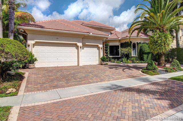 691 Baldwin Palm Ave, Plantation, FL 33324 (MLS #A10731569) :: United Realty Group