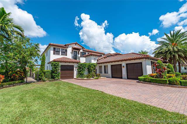 3342 NW 82 Way, Cooper City, FL 33024 (MLS #A10731580) :: Castelli Real Estate Services
