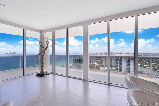 1850 S Ocean Dr #3605, Hallandale, FL 33009 (MLS #A10731587) :: Berkshire Hathaway HomeServices EWM Realty