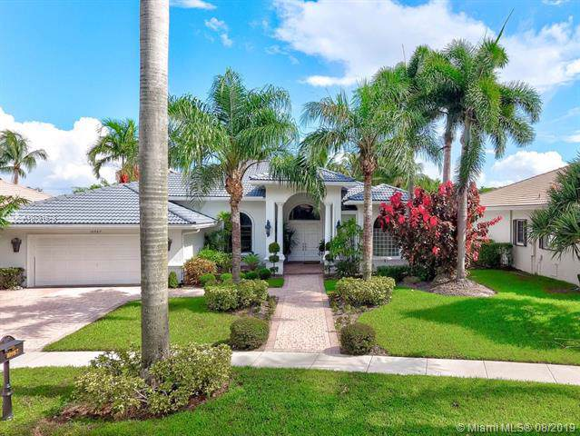 10987 Golden Eagle Ct, Plantation, FL 33324 (MLS #A10731678) :: United Realty Group