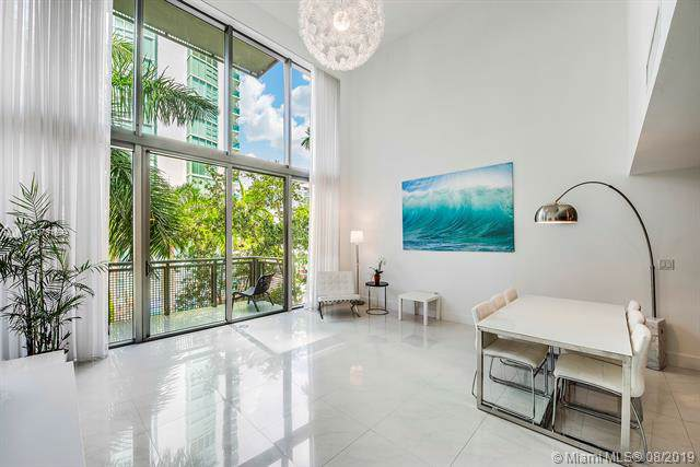 6000 Collins Ave #320, Miami Beach, FL 33140 (MLS #A10731699) :: The Kurz Team