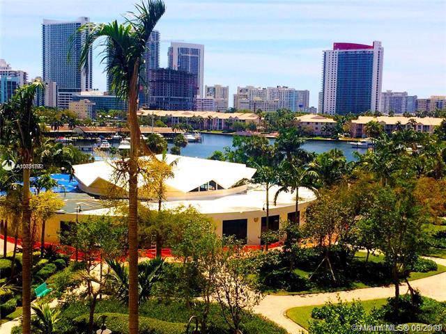 600 Three Islands Blvd. #420, Hallandale, FL 33009 (MLS #A10731792) :: RE/MAX Presidential Real Estate Group