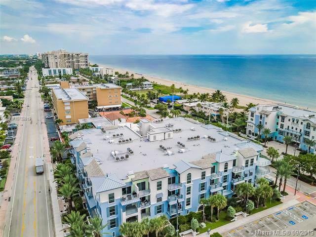 4511 El Mar Drive #411, Lauderdale By The Sea, FL 33308 (MLS #A10732019) :: GK Realty Group LLC