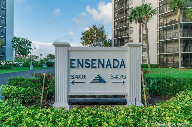 3401 N Country Club Dr Ei118, Aventura, FL 33180 (MLS #A10732165) :: Ray De Leon with One Sotheby's International Realty