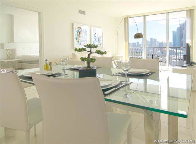 1750 N Bayshore Dr #1812, Miami, FL 33132 (MLS #A10732220) :: Ray De Leon with One Sotheby's International Realty