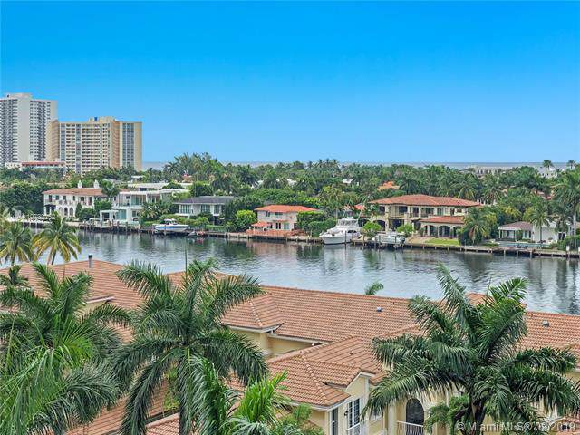 21050 Point Pl #704, Aventura, FL 33180 (MLS #A10732252) :: The Adrian Foley Group