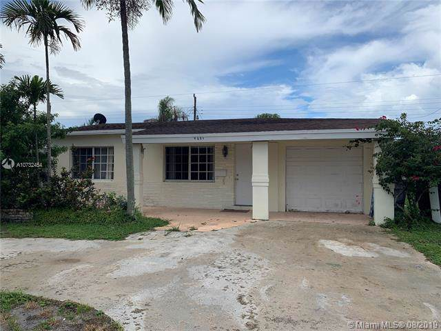 4681 NE 6th Ave, Oakland Park, FL 33334 (MLS #A10732454) :: Ray De Leon with One Sotheby's International Realty
